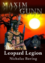 Maxim Gunn - The Leopard Legion
